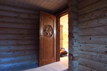 Двери резные межкомнатные (5)