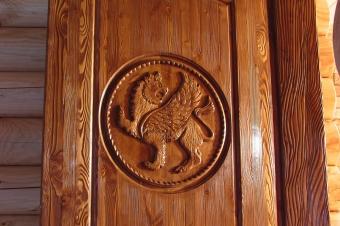 Двери резные межкомнатные (6)