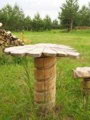 Столик лист