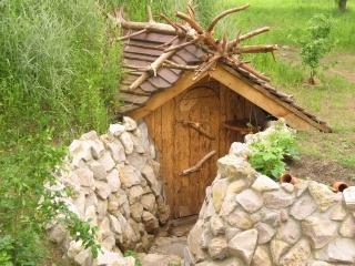 Малые садовые строения