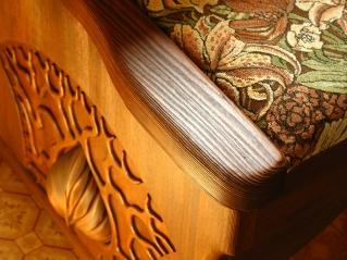 Мебель для эко-гостиницы - Диваны и уголки (5)